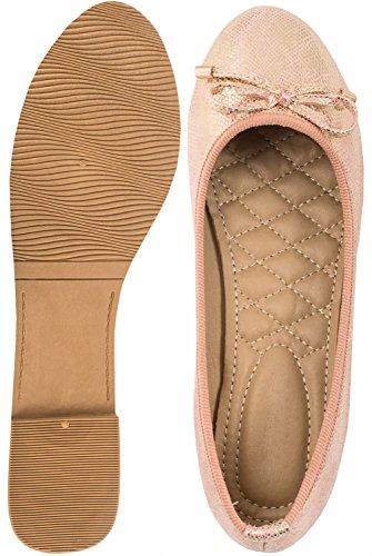 Elara - Zapatillas Mujer Rosa