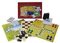 Spielesammlung - 100 Spielmöglichkeiten