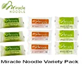 Miracle Noodle Best Sellers - 9 Pack