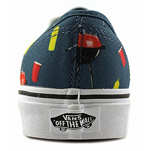 Vans Ashes True Blue Authentic White q4ggxUHX