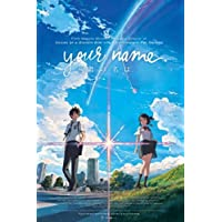 Your Name (Japanese Animation DVD, English Subtitles, All Region)