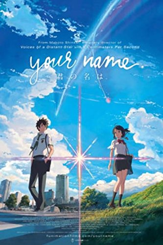 Your Name  Japanese Animation Dvd  English Subtitles  All Region