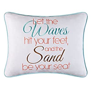 515NMFJIG1L._SS300_ 100+ Coastal Throw Pillows & Beach Throw Pillows