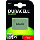 Duracell Premium Analog Canon NB-5L Battery for ixus 800 PowerShot S100 SX200 3.7V 820mAh