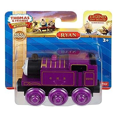 Fisher-Price Thomas & Friends Wooden Railway, Ryan Train: Toys & Games