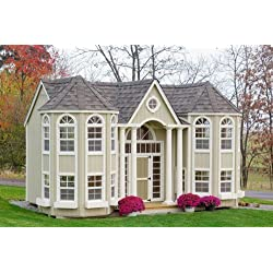 DutchCrafters Grand Portico Mansion Playhouse