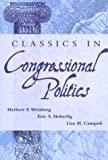img - for Classics in Congressional Politics book / textbook / text book