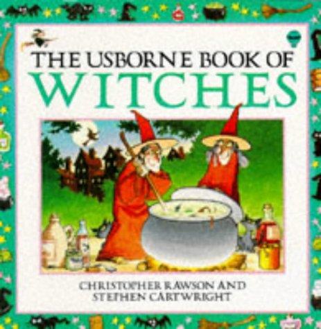 Witches (Usborne story books) C. J. Rawson