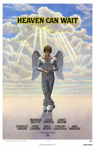 Heaven Can Wait : Movie Script Screenplay (Based on a play by Harry Segall)