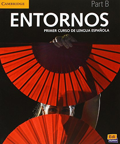 Entornos Beginning Student's Book B plus ELEteca Access (Spanish Edition) by Celia Meana
