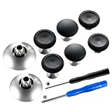 eXtremeRate 4 in 1 Metal Magnetic Thumbsticks