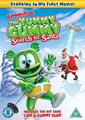 Gummy Bear - The Yummy Gummy Search For Santa [DVD] Yummy Gummy Bear