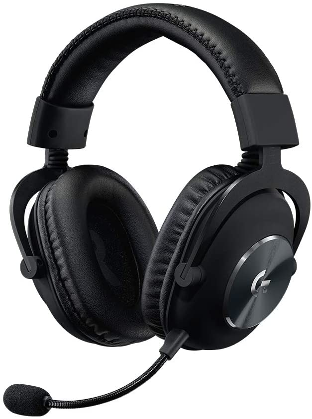 Logitech G PRO Gaming Headset - BLACK - USB - N/A - EMEA: Logitech: Amazon.es: Informática