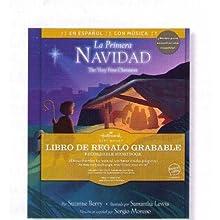 La Primera Navidad: the Very First Christmas Recordable Storybook (Hardcover)