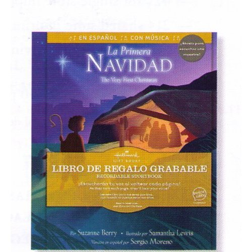 La Primera Navidad: the Very First Christmas Recordable Storybook ...