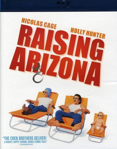 Blu-ray : Raising Arizona (Widescreen, , Dubbed, Dolby, AC-3)