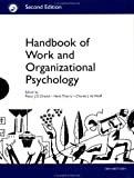 Handbook of Work and Organizational Psychology, Drenth, Pieter J. D., 0863775284