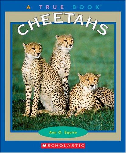 Cheetahs (A True Book) by Childrens Pr
