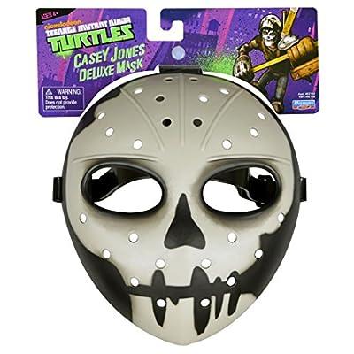 Teenage Mutant Ninja Turtles Casey Jones Deluxe Mask: Toys & Games