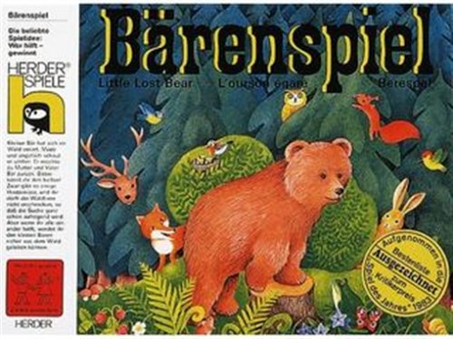 Jumbo Spiele 03502 - Bärenspiel (Herder)