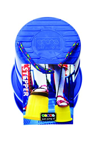 Just Jump It Set of 2 EZ Steppers Agility Toy Can Stepper Toys