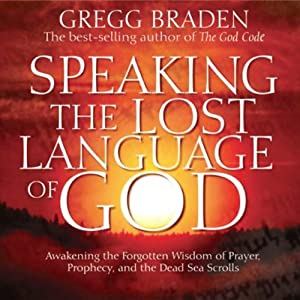 Speaking the Lost Language of God Audiobook