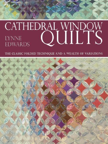 cathedral window quilt book - 4