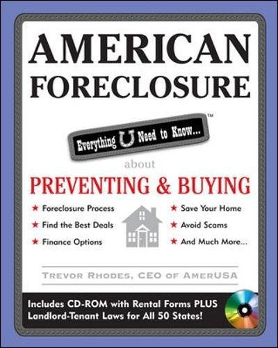 American Foreclosure  Everything U Need To Know About Preventing And Buying  American Real Estate
