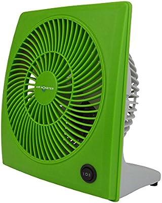 Ventilador de mesa Air Monster® Diámetro 18 cm Varios Colores ...
