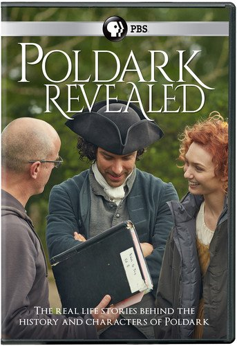 Poldark Revealed DVD
