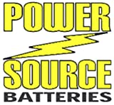 Power Source 01-107 12N9-4B-1 Battery
