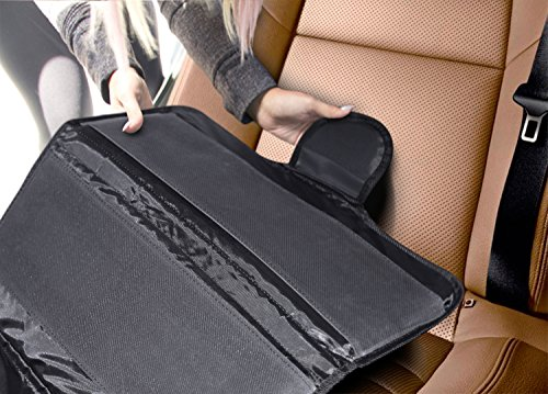Drive Auto Products Car Seat Protector 2 Pack Black