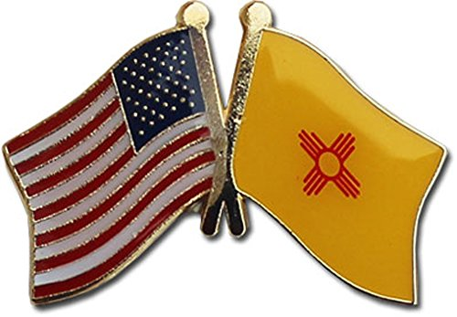 New Mexico - State Friendship Lapel Pin