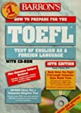 How to Prepare for the TOEFL, Pamela J. Sharpe, 0764175009