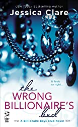 The Wrong Billionaire's Bed (Billionaire Boys Club series Book 3)