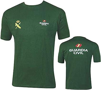 PC Camiseta Guardia Civil Talla S: Amazon.es: Ropa y accesorios