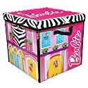 Barbie ZipBin Doll Dream House Toy Box