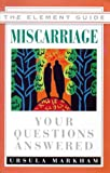 Miscarriage, Ursula Markham, 1862042977