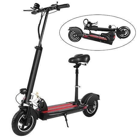 Scooter electrico TYXTYX Adulto, Plegable 350 W Carga 300 kg ...