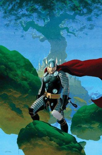 Marvel Comics Astonishing Thor Poster By Esad Ribic