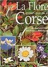 La flore endémique de la Corse par Gamisans