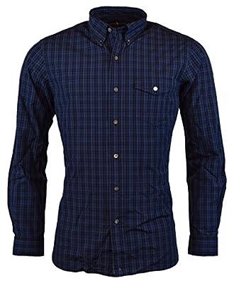 Ralph Lauren Men's Slim Fit Button Down Plaid Shirt