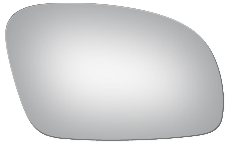 VOLKSWAGEN BEETLE (2001 2002 2003 2004 2005 2006 2007 2008 2009 2010) Convex Passenger Side Replacement Mirror Glass Burco