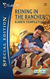 img - for Reining In The Rancher (Wed in the West) book / textbook / text book