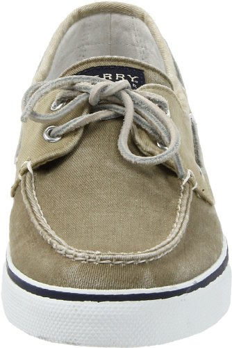 Sperry Top-Sider Womens Bahama 2-Eye Boat Shoe Chino/Oyster 2FYBV