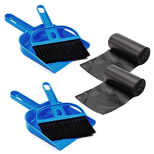 doggie-doggie-mini-dustpan-and-broom-setcage-cleaner-for-reptile-hedgehog-hamstersdeguschinchillagui