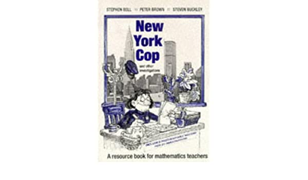 Amazon.com: New York Cop and Other Investigations: A Resource Book ...