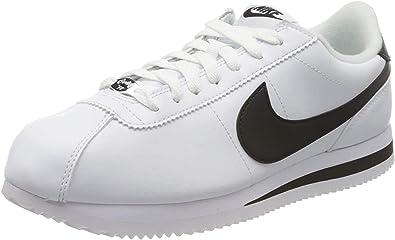 NIKE Mens Cortez Basic Leather Shoe, Zapatillas de Trail Running para Hombre: Amazon.es: Zapatos y complementos