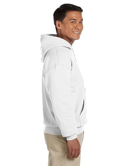 a380521248b Image Unavailable. Image not available for. Color  Gildan Men s Heavy Blend  Fleece Hooded Sweatshirt ...