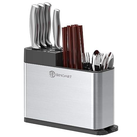 Compra Utensilios de Cocina Cuchillo Bloque Titular de la ...